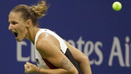 Pliskova o elimina pe Serena Williams in semifinale la US Open