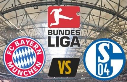 Schalke-Bayern, meciul vedeta in etapa secunda din Bundesliga