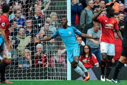 City castiga pe terenul lui United in derby-ul orasului Manchester