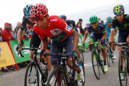 Quintana rezista in fata lui Froome si are Turul Spaniei in buzunar