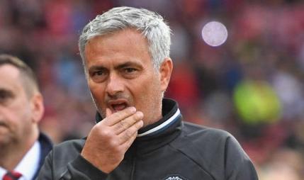 Mourinho acuza arbitrajul la derby-ul cu City