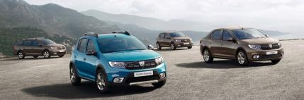 Dacia confirma oficial noile modificari aduse modelelor Logan si Sandero