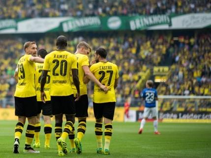 Borussia Dortmund s-a specializat in 6-0. Emotii pentru Bayern Munchen
