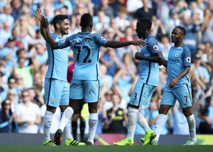 Guardiola este de neoprit la Manchester City. Opt victorii din opt meciuri