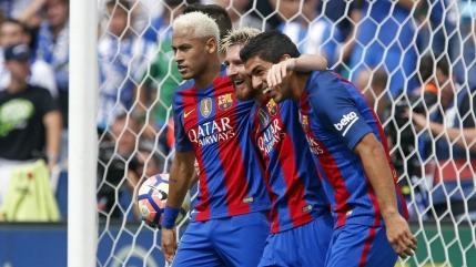 Barcelona face scor in deplasare cu Leganes