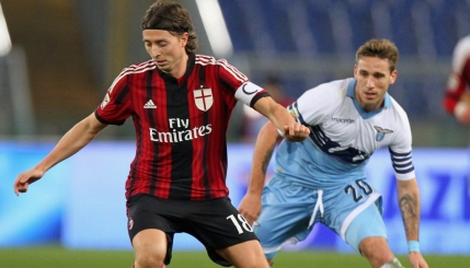 Avancronica AC Milan-Lazio in etapa a 5-a din Serie A