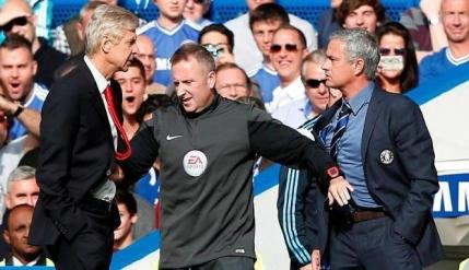 Mourinho despre Wenger: Intr-o zi am sa-i sparg fata