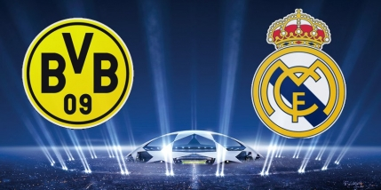 Borussia Dortmund-Real Madrid, derby-ul serii in Liga Campionilor