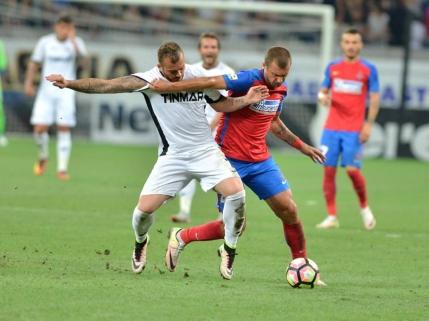 Denis Alibec a semnat cu Steaua