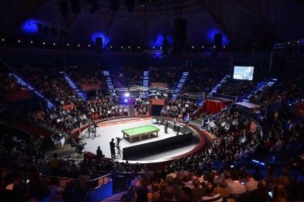 Stuart Bingham rateaza prezenta la Bucuresti pentru European Masters. Shaun Murphy reuseste break-ul maxim in calificari