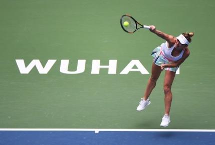 Simona Halep in semifinale la Wuhan Open
