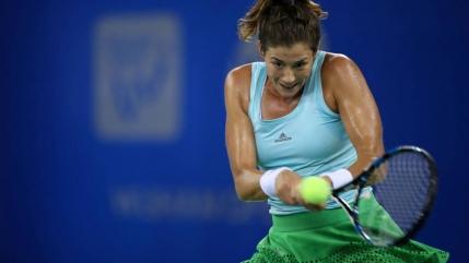 Irina Begu pierde in trei seturi la Garbine Muguruza