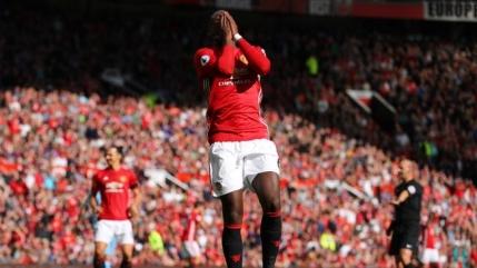 Manchester United, pas gresit pe teren propriu cu penultima clasata Stoke City