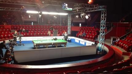 Duel de zile mari intre doi fosti campioni mondiali la European Masters de la Bucuresti