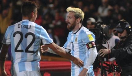 Barcelona refuzata de un argentinian talentat