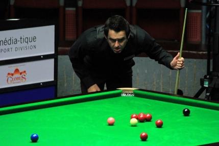 Ronnie O'Sullivan trece de primul test dificil si ajunge in sferturi la European Masters