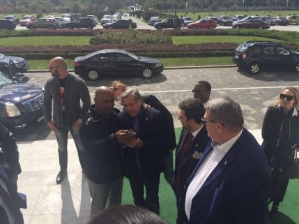 Mike Tyson face spectacol la Bucuresti. Il lauda pe Ilie Nastase, n-a auzit de Simona Halep si vorbeste deschis despre dopaj
