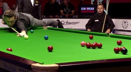 Mark Selby si Judd Trump completeaza tabloul sferturilor la European Masters. Cinci din topul 10 mondial au ajuns in sferturi