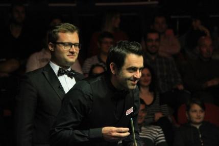 Trei campioni mondiali in doua semifinale grandioase la European Masters de la Bucuresti