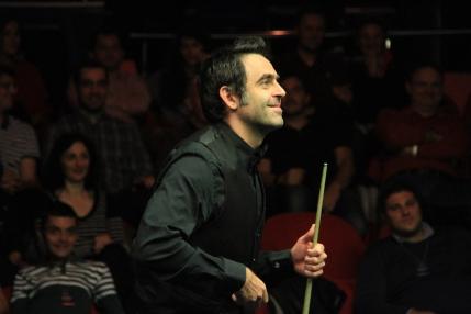 Executie in direct: Ronnie O'Sullivan l-a spulberat pe Neil Robertson in a doua semifinala de la European Masters