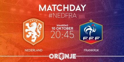 Olanda-Franta, meciul vedeta luni seara in preliminariile Cupei Mondiale