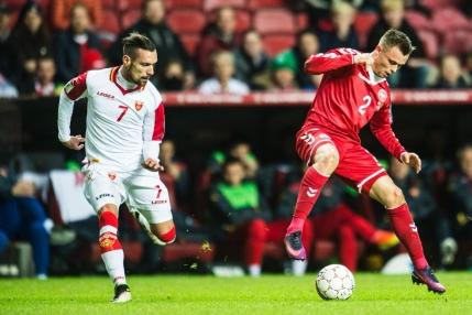 Polonia invinge Armenia la ultima faza a meciului. Muntenegru castiga in Danemarca