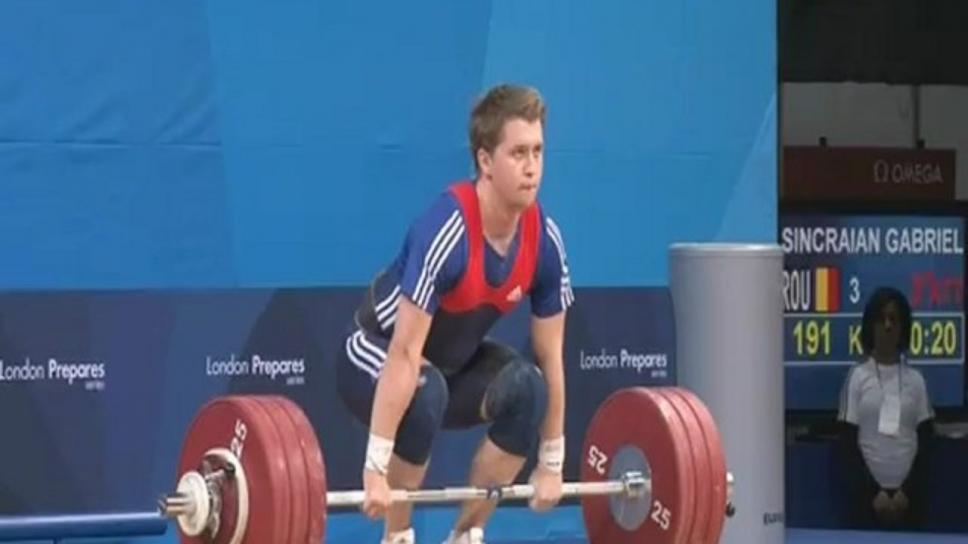 Gabriel Sancraian pierde medalia de bronz obtinuta la Rio. Risca suspendarea pe viata
