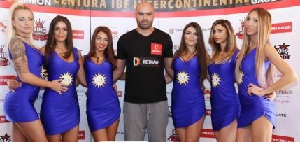 "Betano intra in ring alaturi de ""greul"" Bogdan Dinu: ""Tintesc catre o centura mondiala"""
