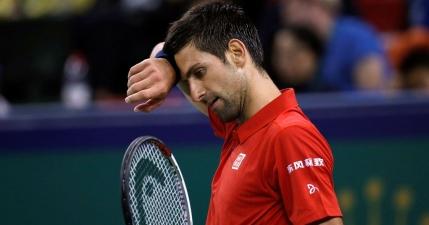 Djokovic si-a iesit din pepeni in semifinale la Shanghai