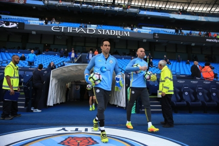 Manchester City salveaza in extremis remiza cu Everton intr-un meci cu doua penalty-uri ratate