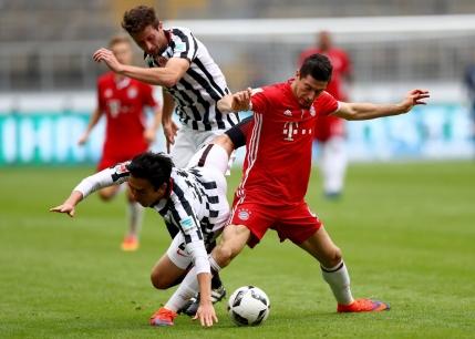 Bayern ajunge la al treilea meci fara victorie