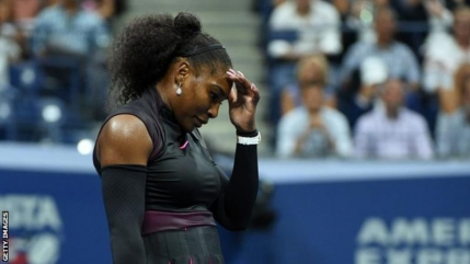 Serena Williams s-a retras de la Singapore