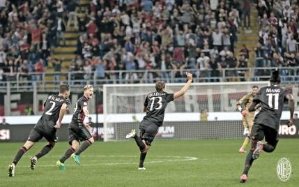 AC Milan ajunge pe podium in Serie A dupa a patra victorie in ultimele cinci meciuri