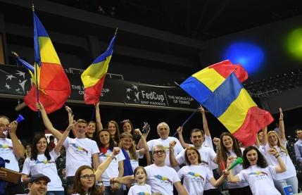 Fed Cup: Meciul Romania-Belgia din 2017 va fi gazduit de Bucuresti
