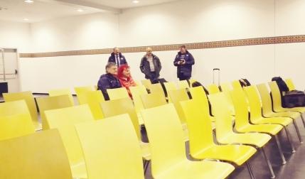 Surpriza la conferinta celor de la FC Zurich: Patronul echipei prezent in sala si apoi pe teren la antrenamentul oficial (FOTO si VIDEO)