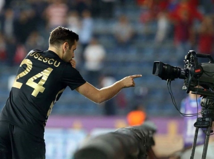 Rusescu marcheaza o dubla pentru Osmanlispor in grupa Stelei (VIDEO)