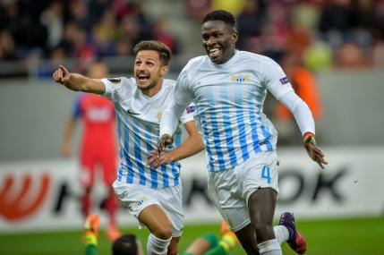 Steaua scapa printre degete o victorie cu FC Zurich