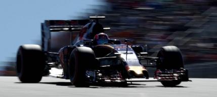 TUR cu TUR Formula 1, Marele Premiu al Statelor Unite