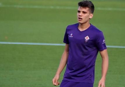 Ianis Hagi, debut la echipa mare a Fiorentinei