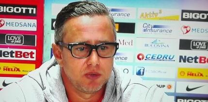Reghecampf se teme de penalty-uri in meciul de Cupa Romaniei cu Foresta