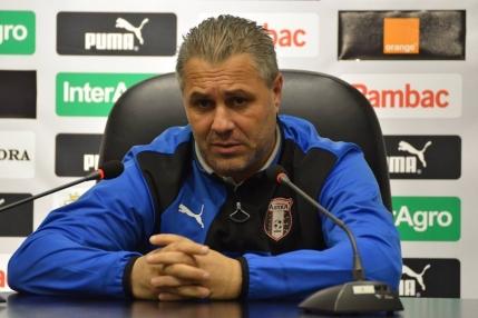 Sumudica surprinde inaintea meciului cu Dinamo: