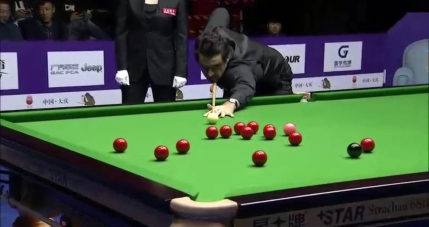 Ronnie O'Sullivan a dezvoltat complexul Holt. A treia infrangere in acest an