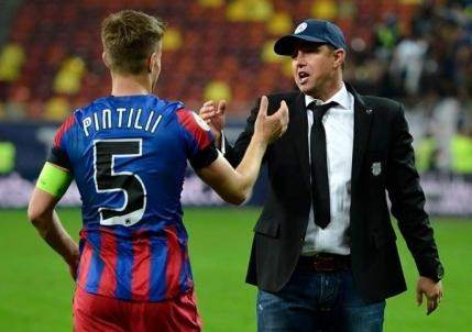 Pintilii, revenit la Steaua: