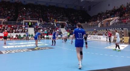 CSM Bucuresti pierde cu Gyor in Liga Campionilor dupa o revenire incredibila a maghiarelor in repriza secunda