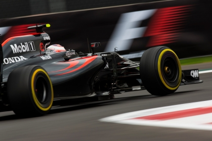 TUR cu TUR Formula 1, Marele Premiu al Mexicului