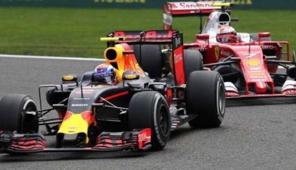 """Verstappen il ataca pe Vettel: """"E un frustrat. Ar trebui sa mai treaca pe la scoala"""""""