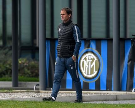 Frank De Boer, dat afara de la Inter Milano