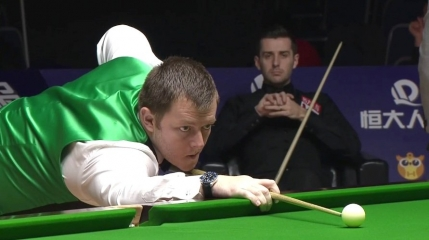 Mark Allen produce surpriza si-l invinge pe Mark Selby in joc decisiv la Campionatul Chinei