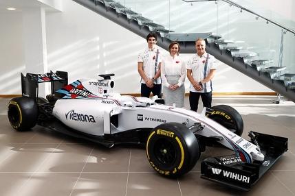 Williams l-a anuntat pe inlocuitorul lui Felipe Massa