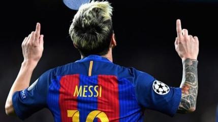 Messi ajunge la 500 de goluri pentru Barcelona